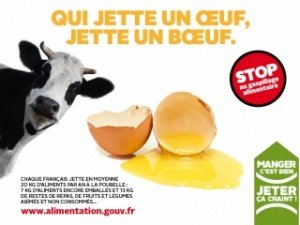 Le gaspillage alimentaire. campagnegaspialim-oeuf-300x225